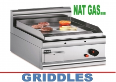 GRIDDLE NAT GAS by LINCAT